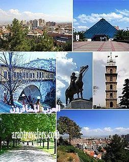 اهم الاماكن السياحية في بورصة
