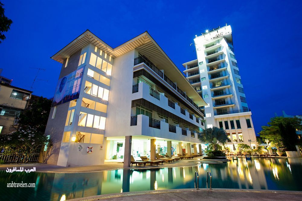 The Pattaya Discovery Beach Hotel Pattaya - باتايا - فندق