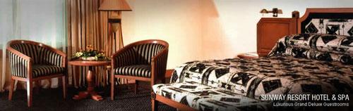 فندق صن واي لاجون ريزورت سيلانجور Sunway Resort Hotel & Spa Selangor