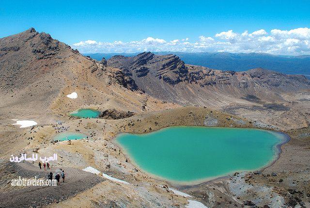 نيوزيلندا مقصد سياحي رائع فى 2015
