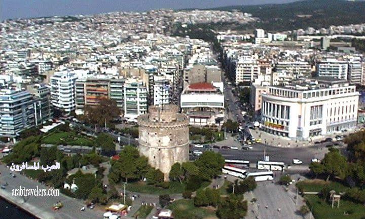أجمل مدن اليونان 2015 بالصور