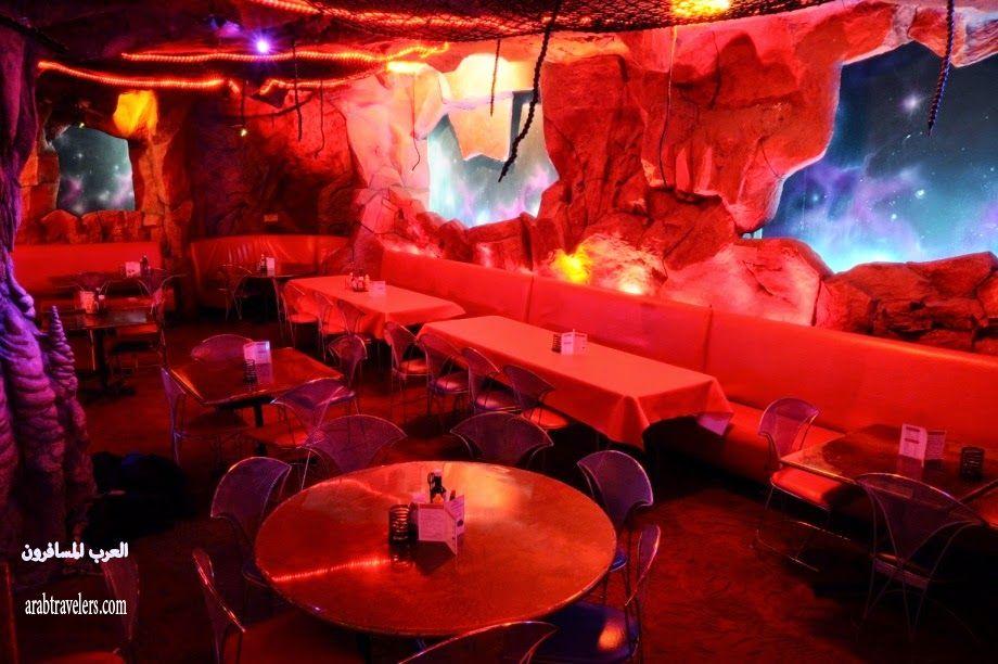صورة مطعم المريخ 2112 Mars 2112 Restaurant