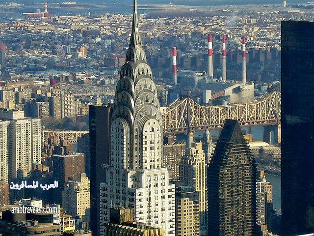 صور مبنى كرايسلر Chrysler Building