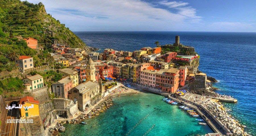 جمال السياحة فى ايطاليا Italy