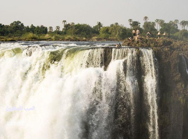 السياحة في زيمبابوي 2015