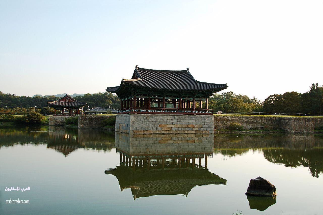 السياحة فى كوريا 2015