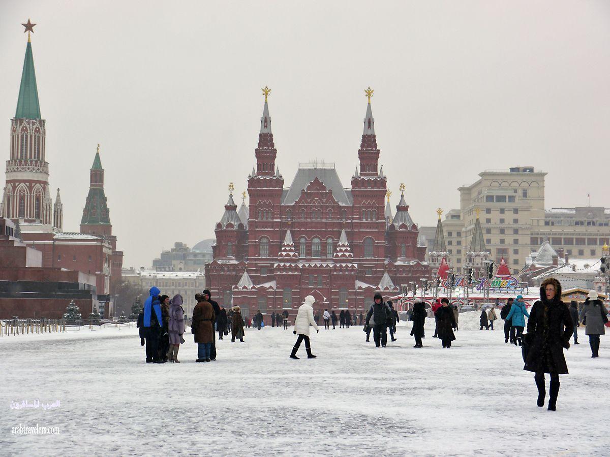 الاماكن السياحية في ياكوتسك فى روسيا 2015