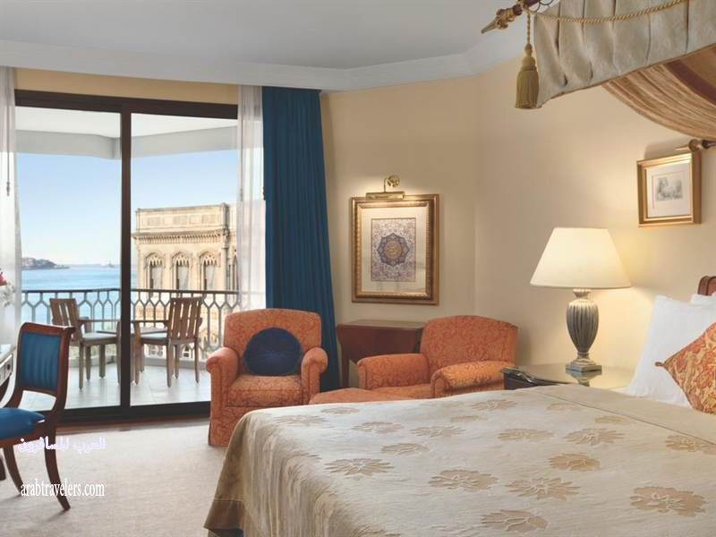 روعة فندق سيراجان بالاس كمبينسكي في تركيا@@ Ciragan Palace Kempinski Istanbul Hotel