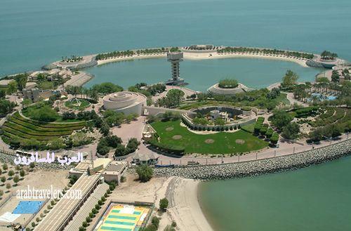افضل الأماكن السياحية في الكويت 2015