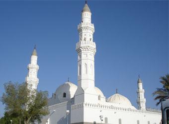 زيارة الى مسجد قباء