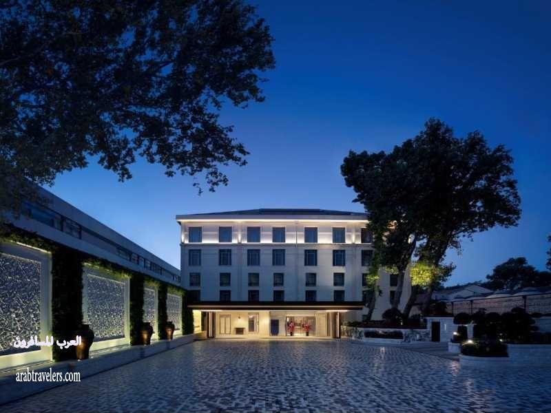 روعة فندق شانغريلا البوسفور اسطنبول ^^ Shangri La Bosphorus Hotel