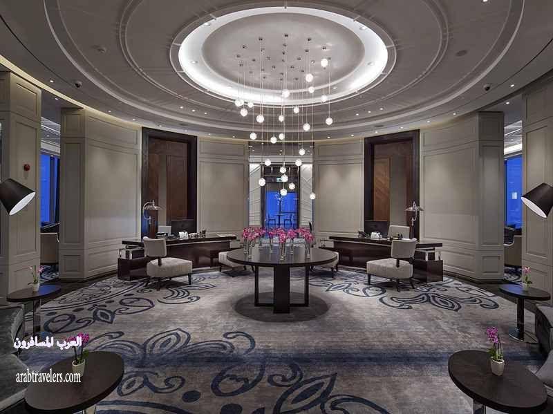 روعة فندق هيلتون بومونتي سيسلى اسطنبول ^_^ Hilton Istanbul Bomonti Hotel