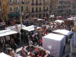 أماكن سياحية في مدريد 2015