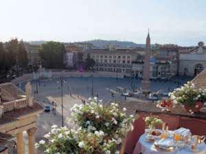 فنادق في روما - إيطاليا 2015