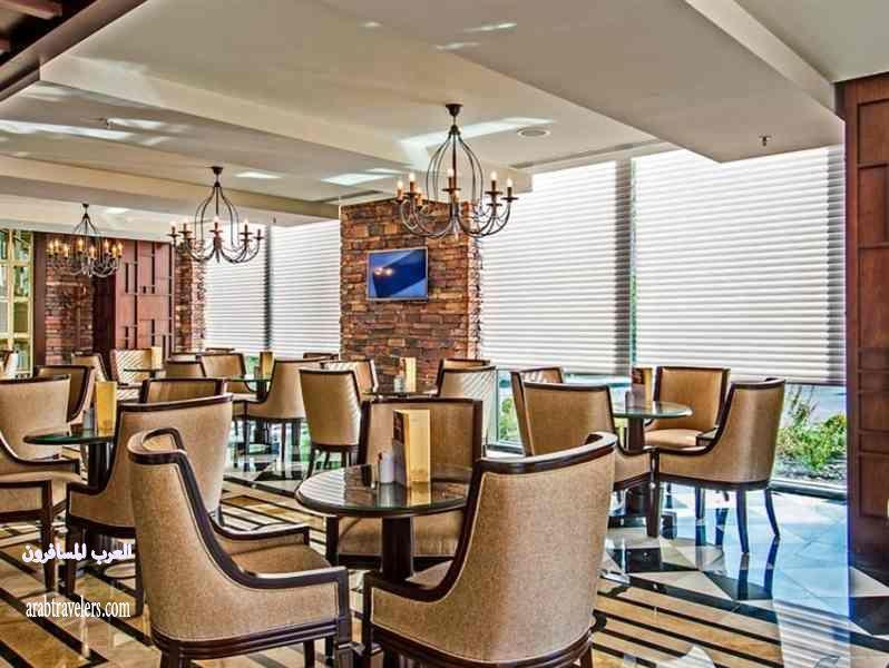 روعة فندق ايليت ورلد اسطنبول @@ Elite World Istanbul Hotel