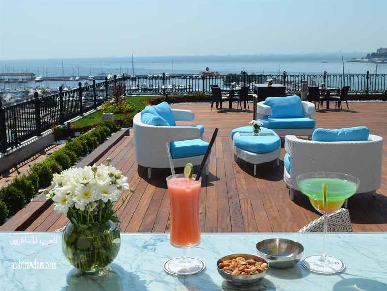 أفضل فندق غراند ويندام كالاميس مارينا @@ Wyndham Grand Istanbul Kalamis Marina