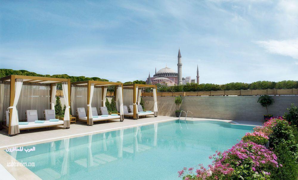 روعة روعة من أفضل فندق سورا هاجيا صوفيا فاتح @@ Sura Hagia Sophia Hotel