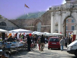 أماكن التسوق في روما - إيطاليا 2015