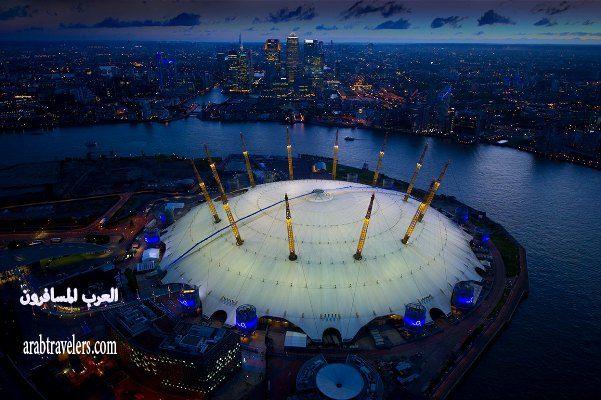 أماكن سياحية في لندن - المملكة المتحدة 2015
