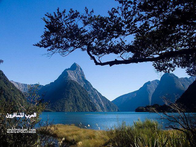 تقرير عن أفضل الأماكن السياحية في نيوزيلاندا New Zealand