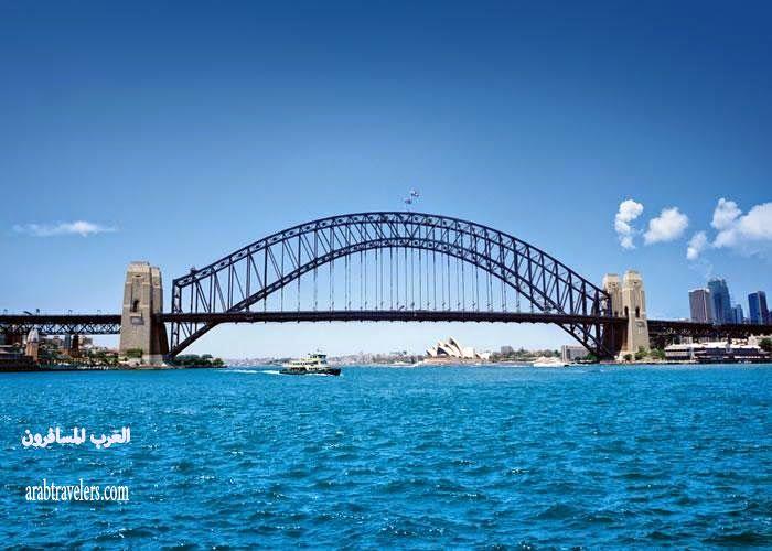 تقرير عن أهم الاماكن السياحية في استراليا
