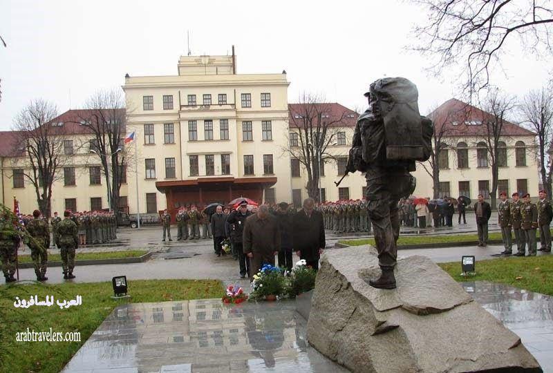 تقرير مصور عن مدن وبلدات التشيك
