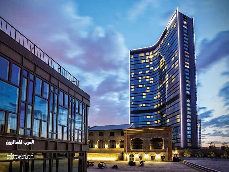 أفضل 5 فنادق السياحية على سواحل تركيا انصحك مشاهدتها روعة