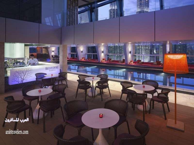 واحد من اروع و أفضل فنادق ماليزيا شانجري لا Shangri La كوالامبور ماليزيا
