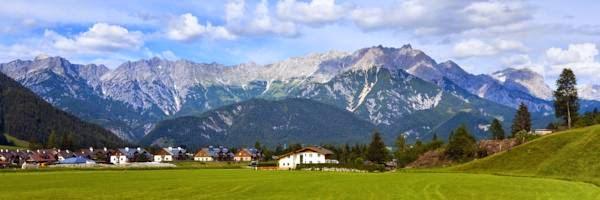تقرير مصور عن اجمل قرى النمسا