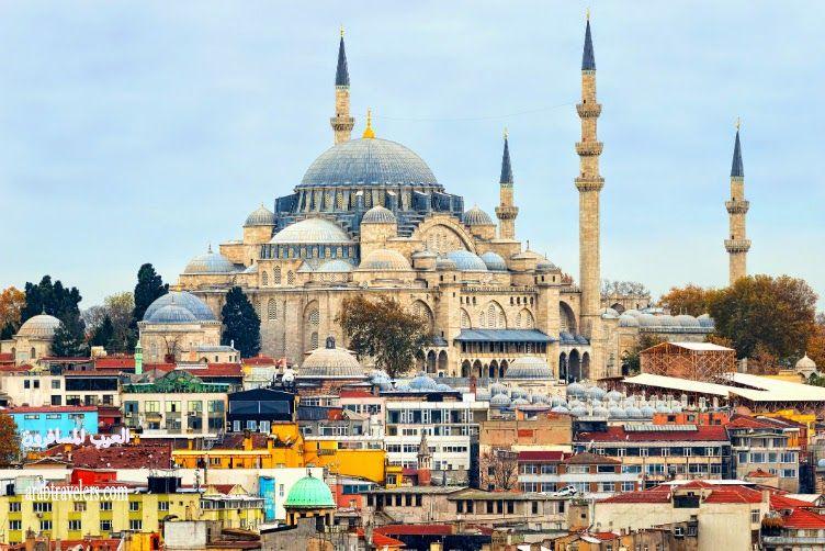 أماكن لابد من زيارتها في اسطنبول