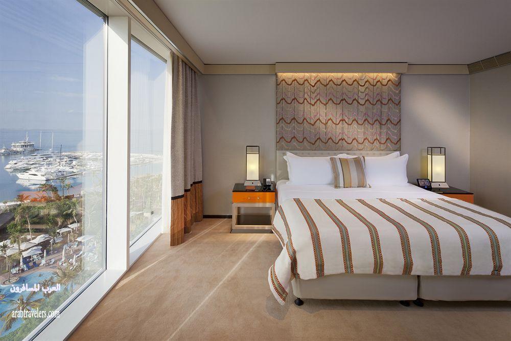 واحد من احسن و أفضل فنادق في دبي فندق شاطئ جميرا @@ Jumeirah Beach Hotel