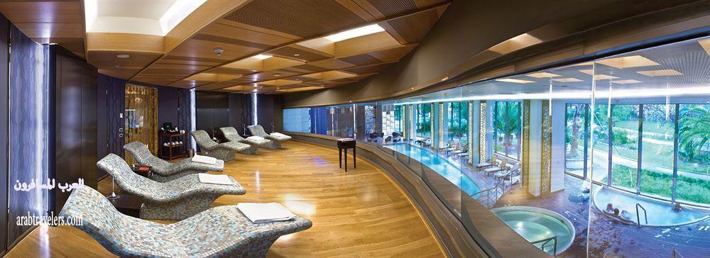 أحد أفضل فنادق في تركيا فندق سويسوتل جراند إفس إزمير // Swissotel Grand Efes Izmir