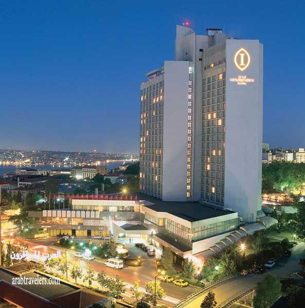 أفضل 3 فنادق في أسطنبول القريبة على المناطق السياحية والحيوية في أسطنبول