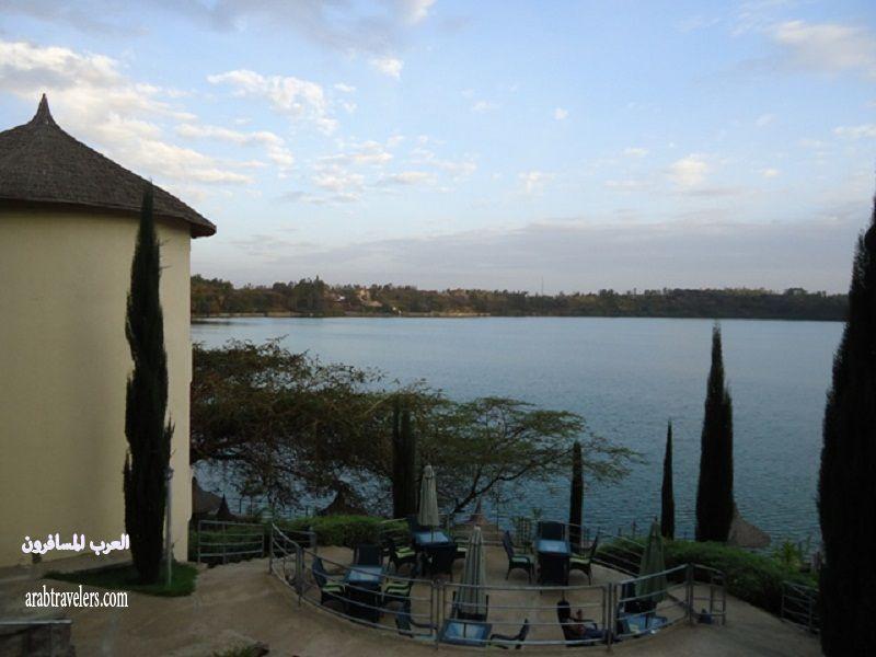 بحيرات ومنتجعات اثيوبيا ( مناظر )