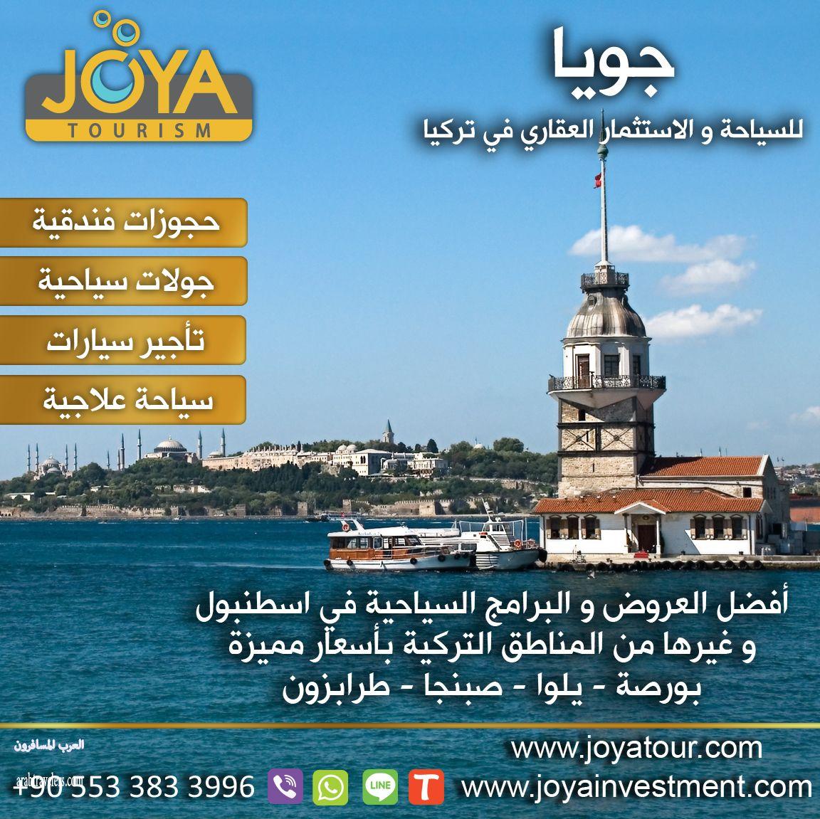 دليلك السياحي في تركيا