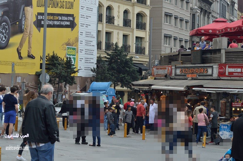 رحلتي إلى اسطنبول والشمال التركي - الجزء الأول