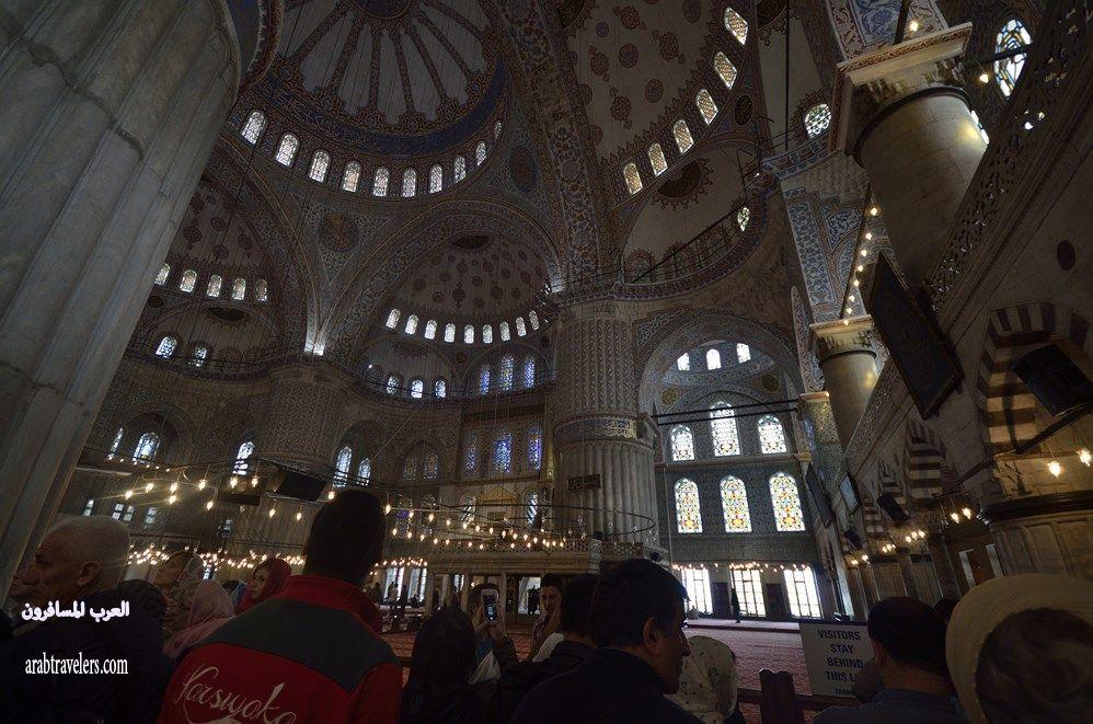 رحلتي إلى اسطنبول والشمال التركي - الجزء الرابع