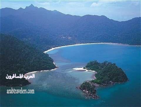 صور لجزيرة بينانج ماليزيا