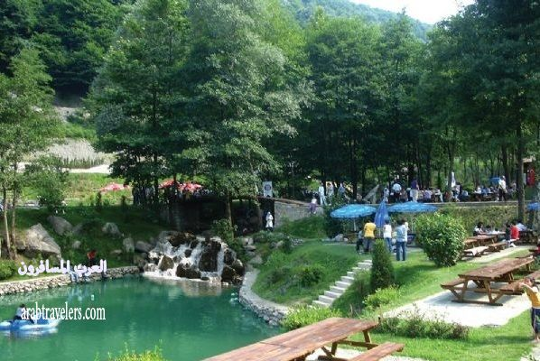 معلومات عن بحيرة سبانجا التركية