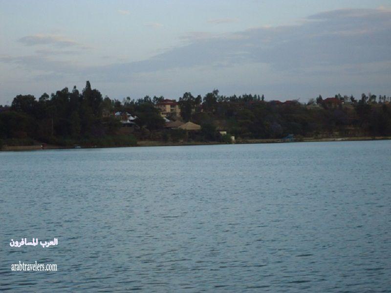 بحيرات ارض الحبوش (مناظر)