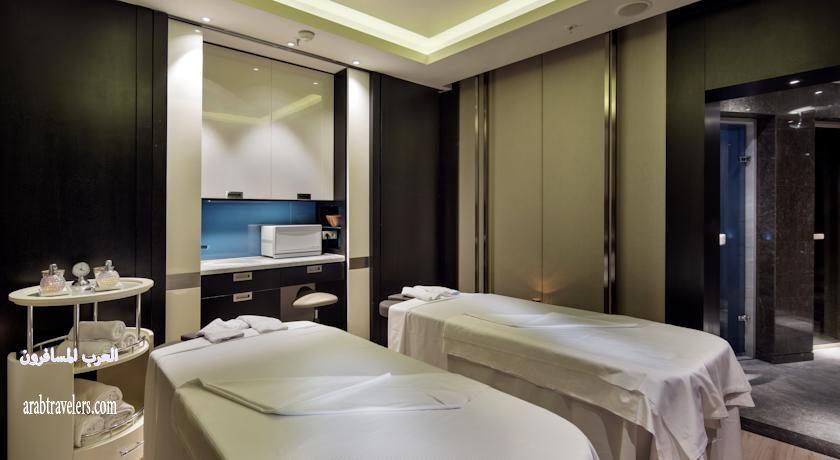 الفندق الأكثر حجزًا في إسطنبول فندق **هيلتون اسطنبول بومونتي**