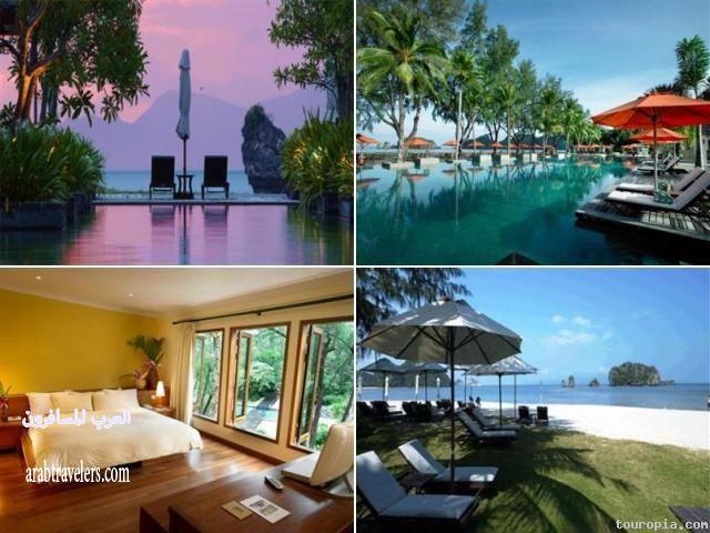 أفضل خمسة منتجعات في ماليزيا**للعرسان و محبي الرومنسية**