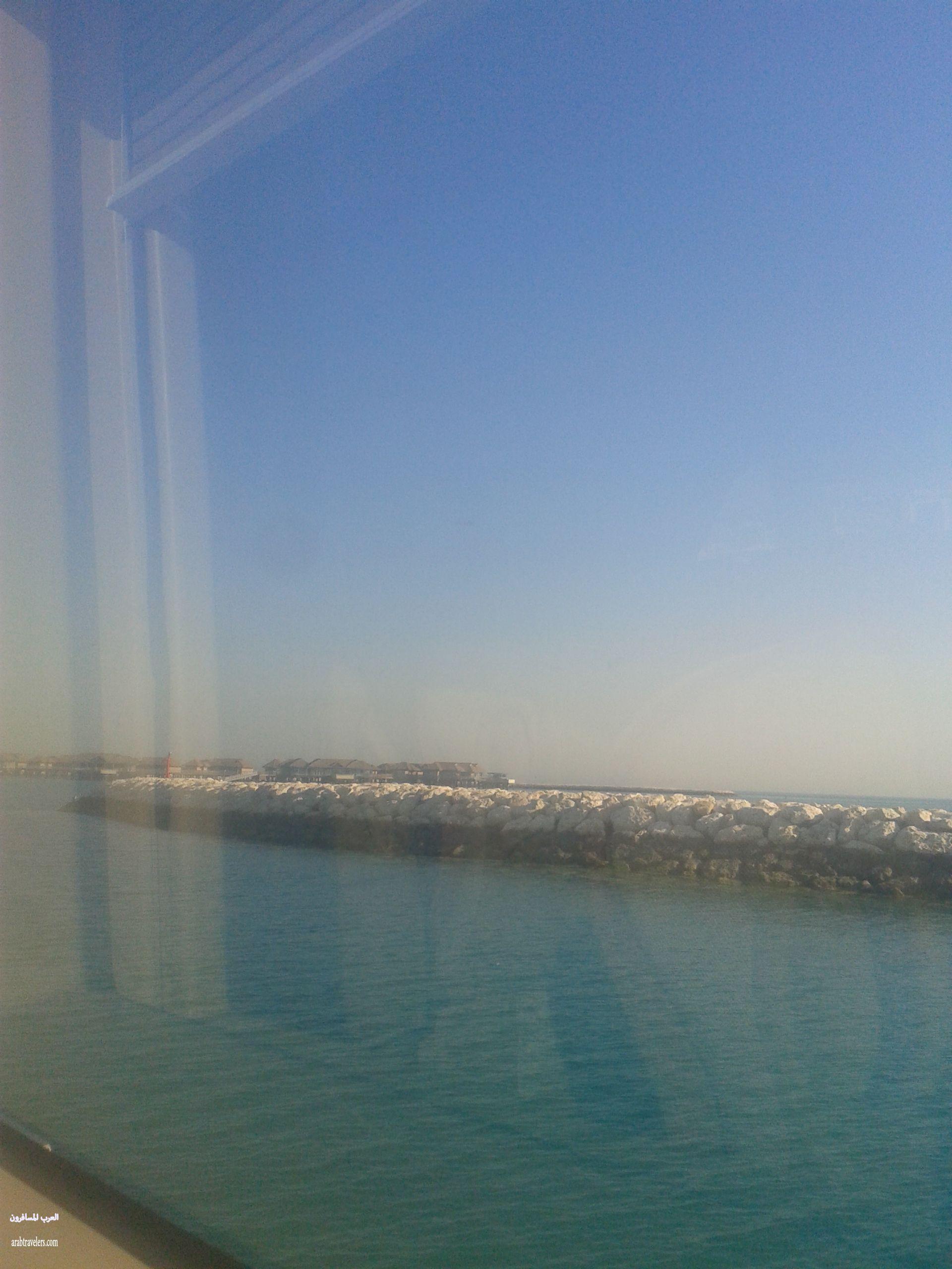 تقرير رحلتي لدولة قطر