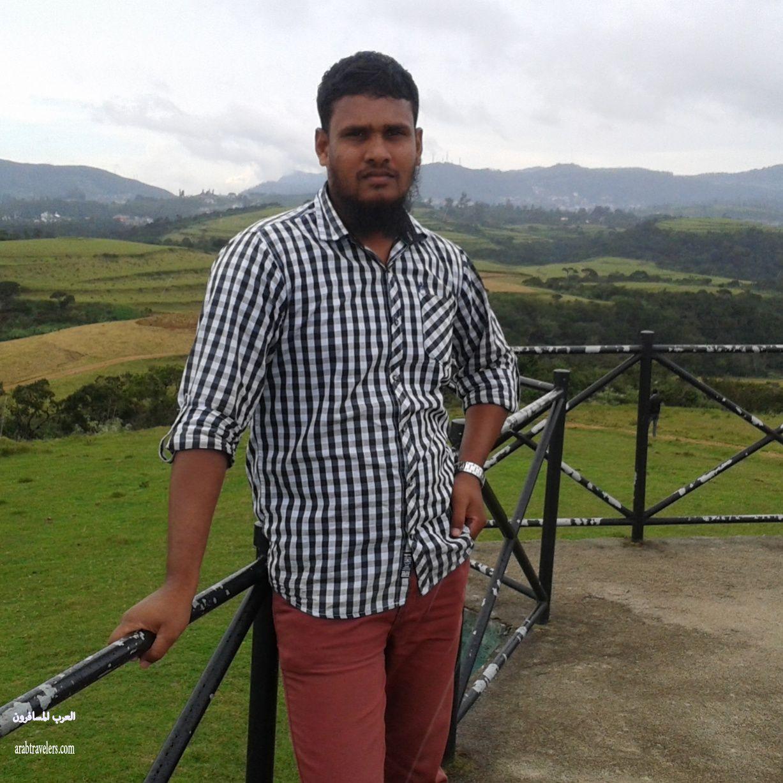 سائق في سريلانكا ممتاز