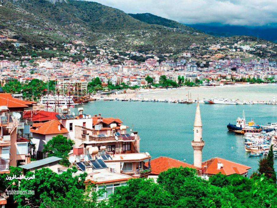 هل تتأثر السياحة فى تركيا