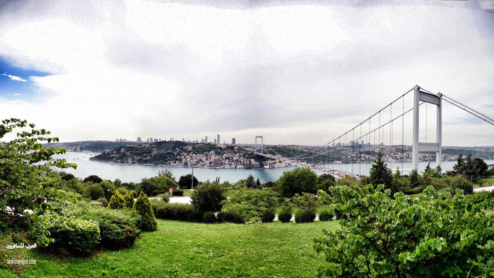 اجمل صور حدائق تركيا
