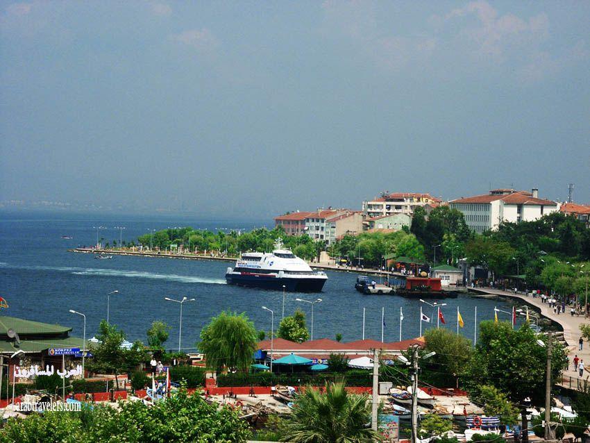 كارا مرسل اجمل مناطق الجميلة فى تركيا