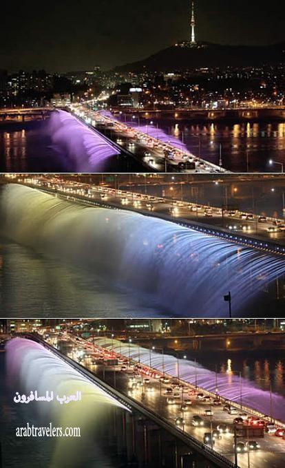 اجمل الجسور العالمية