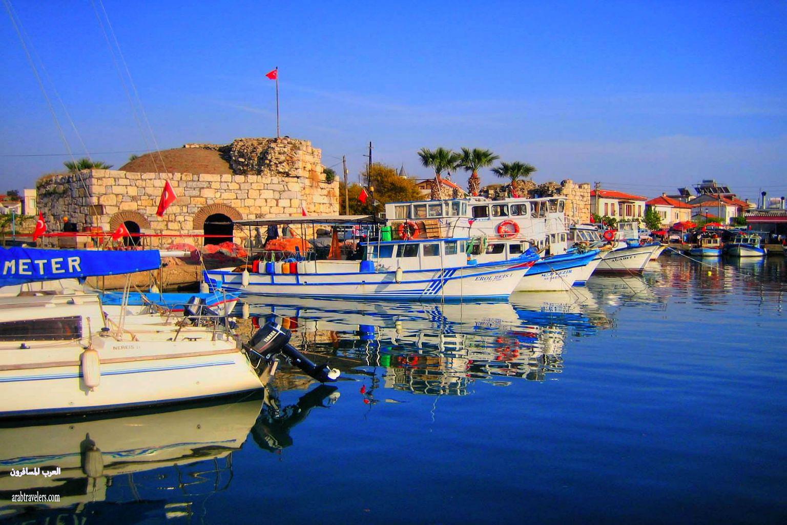 سفري حصار من أكثر المدن التركية هدوءًا