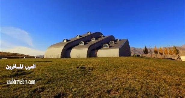 متحف باكسي والفنون الحديثة والفنون التقليدية